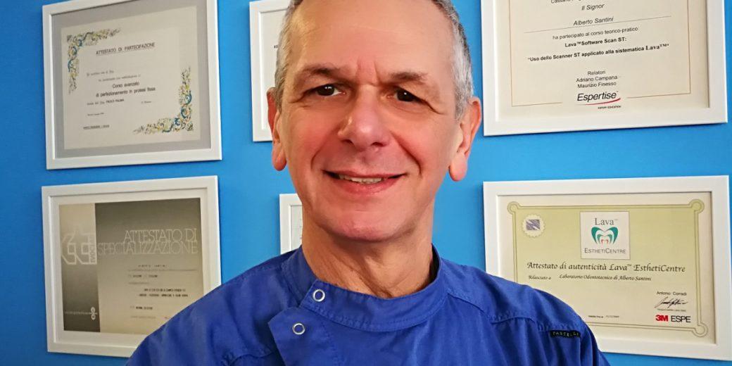 Alberto Santini - Odontotecnico